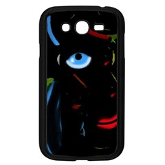 Black magic woman Samsung Galaxy Grand DUOS I9082 Case (Black)