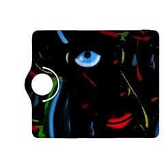 Black magic woman Kindle Fire HDX 8.9  Flip 360 Case