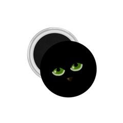 Halloween - back cat 1.75  Magnets