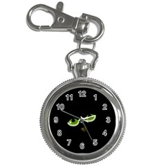 Halloween - back cat Key Chain Watches