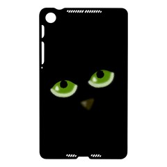 Halloween - back cat Nexus 7 (2013)