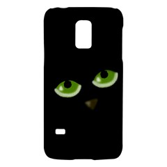 Halloween - back cat Galaxy S5 Mini