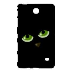 Halloween - back cat Samsung Galaxy Tab 4 (7 ) Hardshell Case