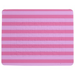 Fabric Baby Pink Shades Pale Jigsaw Puzzle Photo Stand (rectangular)