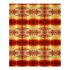 Fabric Design Pattern Color Shower Curtain 60  X 72  (medium)