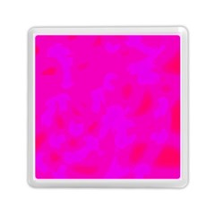 Simple pink Memory Card Reader (Square)