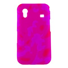 Simple pink Samsung Galaxy Ace S5830 Hardshell Case