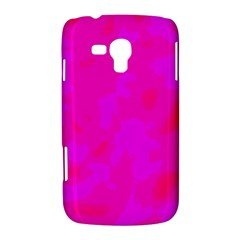 Simple pink Samsung Galaxy Duos I8262 Hardshell Case