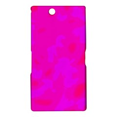 Simple pink Sony Xperia Z Ultra