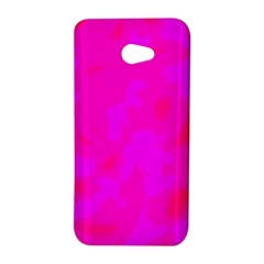Simple pink HTC Butterfly S/HTC 9060 Hardshell Case