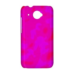 Simple pink HTC Desire 601 Hardshell Case