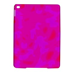 Simple pink iPad Air 2 Hardshell Cases