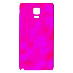 Simple pink Galaxy Note 4 Back Case