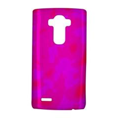 Simple pink LG G4 Hardshell Case