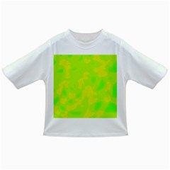 Simple yellow and green Infant/Toddler T-Shirts