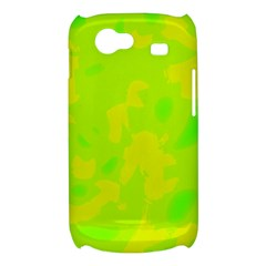 Simple yellow and green Samsung Galaxy Nexus S i9020 Hardshell Case