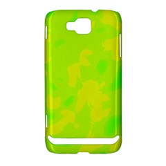 Simple yellow and green Samsung Ativ S i8750 Hardshell Case