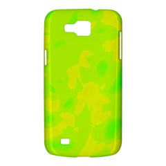 Simple yellow and green Samsung Galaxy Premier I9260 Hardshell Case
