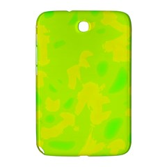 Simple yellow and green Samsung Galaxy Note 8.0 N5100 Hardshell Case