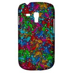 Lizards Samsung Galaxy S3 MINI I8190 Hardshell Case