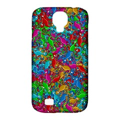 Lizards Samsung Galaxy S4 Classic Hardshell Case (PC+Silicone)