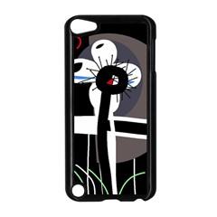 Dark Apple iPod Touch 5 Case (Black)