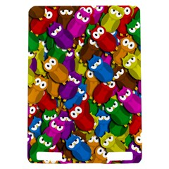Cute owls mess Kindle Touch 3G
