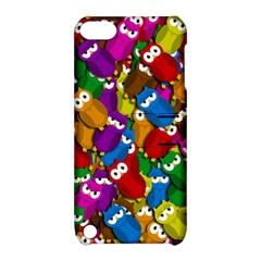 Cute owls mess Apple iPod Touch 5 Hardshell Case with Stand