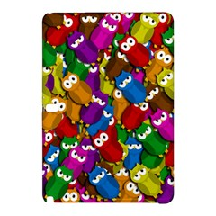 Cute owls mess Samsung Galaxy Tab Pro 10.1 Hardshell Case