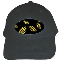 Decorative bees Black Cap