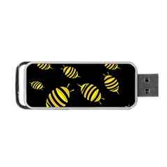 Decorative bees Portable USB Flash (Two Sides)