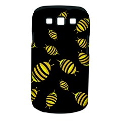 Decorative bees Samsung Galaxy S III Classic Hardshell Case (PC+Silicone)
