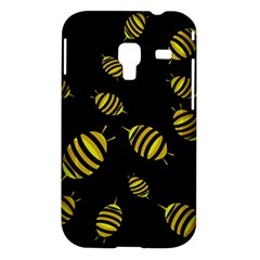 Decorative bees Samsung Galaxy Ace Plus S7500 Hardshell Case