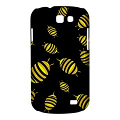 Decorative bees Samsung Galaxy Express I8730 Hardshell Case