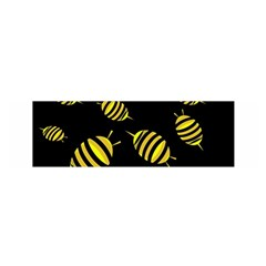 Decorative bees Satin Scarf (Oblong)