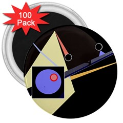 Construction 3  Magnets (100 pack)