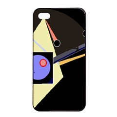 Construction Apple iPhone 4/4s Seamless Case (Black)