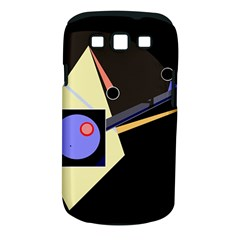 Construction Samsung Galaxy S III Classic Hardshell Case (PC+Silicone)