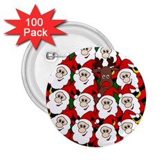 Did you see Rudolph? 2.25  Buttons (100 pack)