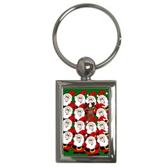 Did you see Rudolph? Key Chains (Rectangle)