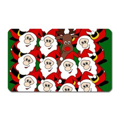 Did you see Rudolph? Magnet (Rectangular)