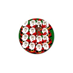 Did you see Rudolph? Golf Ball Marker (4 pack)