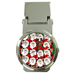 Did you see Rudolph? Money Clip Watches