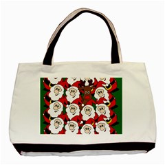 Did you see Rudolph? Basic Tote Bag
