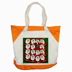 Did you see Rudolph? Accent Tote Bag