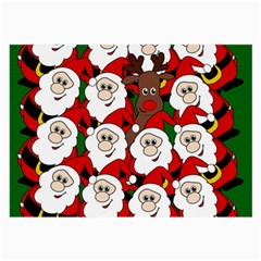 Did you see Rudolph? Large Glasses Cloth (2-Side)