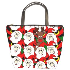 Did you see Rudolph? Bucket Bags