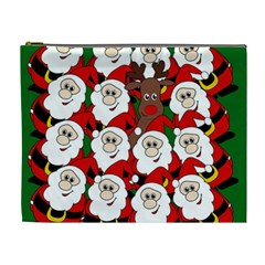 Did you see Rudolph? Cosmetic Bag (XL)