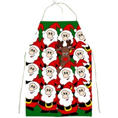 Did you see Rudolph? Full Print Aprons