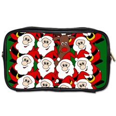 Did you see Rudolph? Toiletries Bags